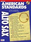 American standards 12 solos saxo alto - Susan Poliniack
