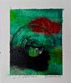 Vortice, 2015, tecnica mista, 10 x 11,5 cm
