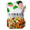 甘源鱼骨酥香豆果75G