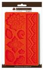 Calco in silicone decoro etnico qdc036