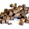 Дубовые чипсы (винные кубики) 200 грамм для выдержки фруктовых бренди и зерновых дистиллятов