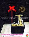 LETRA FLORAL GOLD mini FERRERO  GDE. LF08