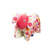 Tierkissen Elefant Bio-Baumwolle