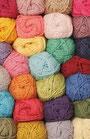 DROPS Paris uni colour - leicht zu strickende Baumwolle