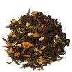 Aromatisierter Grüntee Orange-Ingwer
