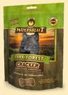 Wolfsblut Dark Forest Cracker mit Wildfleisch - 225 g