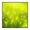 "Infrarot-Glasbildheizung ""Morgentau"" 300 Watt, 60x60cm"