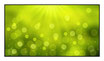 "Infrarot-Glasbildheizung ""Morgentau"" 600 Watt, 110x60cm"
