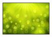 "Infrarot-Glasbildheizung ""Morgentau"" 450 Watt, 90x60cm"
