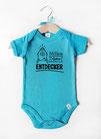 """Baby Body """"Kleiner Entdecker"""" blau"""