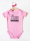 """Baby Body """"Kleiner Entdecker"""" rosa"""