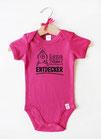 """Baby Body """"Kleiner Entdecker"""" pink"""