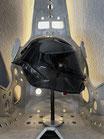 Real Forged Carbon Helmet Spoiler for AGV Pista / Corsa