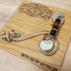 Les Paul Junior Prewired Kit mit Bumblebee Caps