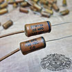 .033 uF Vintage Capacitor ZYW1S3 .033MFD Repro