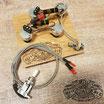 Les Paul Woman Tone 50's Solderless Prewired Kit