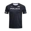 Camiseta técnica semi-compresiva deportiva - POLICÍA