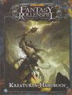 Warhammer Fantasy Rollenspiel Kreaturen-Handbuch