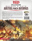 D&D: Dungeon Master s Screen - Abstieg nach Avernus