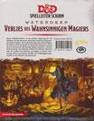D&D: Dungeon Master s Screen - Das Verließ des wahnsinnigen Magie