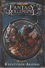 Warhammer Fantasy Rollenspiel Kreaturen-Arsenal