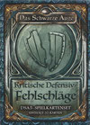 Kritische Defensiv Fehlschläge / DSA5 Spielkartenset