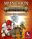 Munchkin Warhammer Age of Sigmar: Chaos & Ordnung