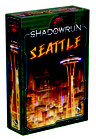 Shadowrun Seattle - Stadt der Schatten 5te Edition