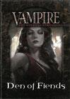 Vampire: The Eternal Struggle TCG - Sabbat - Den of Fiends - Tzimisce Preconstructed Deck