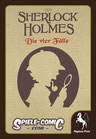 Spiele-Comic Krimi: Sherlock Holmes #1 - Die vier Fälle