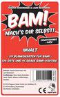 Bam! - Mach's dir selbst Blankokarten Pack (120 Stück)