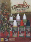 Paint Set Zombiciede Green Horde