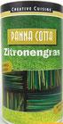 ZITRONEN-GRAS PANNA COTTA