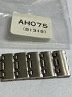 Seiko Vintage Link/Ersatzglied Referenz: AHO75 (B131S) - 70 ziger Jahre - ca. 15,5 breit - Edelstahl - NOS (New old Stock) - mit leichten Lagerspuren - Lieferumfang 1 Stück!