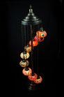 9er Mosaik Stehlampe (Glasgröße NO. 2 oder 3)