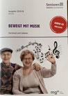 Bewegt mit Musik Ausgabe 4 - Badespaß und Sommerfreuden - im ABO