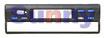 3802-392404 1324 1390 Frontal cubierta (botones azules + botones gris) ref:1324-89-625-00