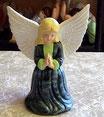 Engel mit ausgebreiteten Flügel