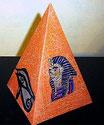 Pyramide 17 cm