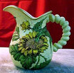 Sonnenblumenkrug