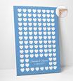 Wedding Fingerprint — 104 Herzen