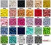 Perlen 12mm Farbwahl