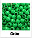 25 Sicherheits-perlen grün
