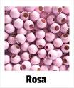 25 Sicherheits-perlen rosa