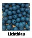 Perlen lichtblau 9mm