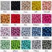 Perlen 15mm Farbwahl