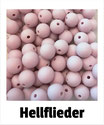 Perlen hellflieder 9mm