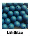 Perlen lichtblau 15mm