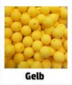 Perlen gelb 9mm