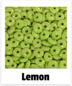 60 Linsen lemon  10mm